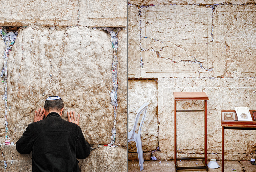HaKotel_Prayers